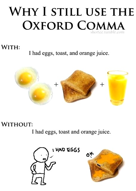 oxford_comma_meme2 on table manners and spelling errors how we use grammar to