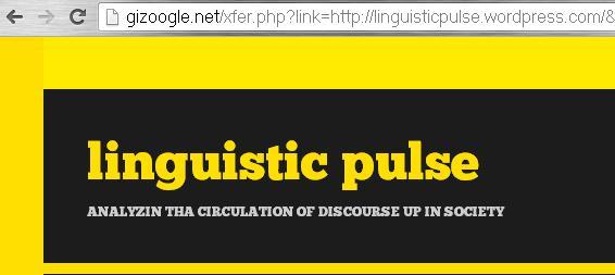gizoogle-linguisticpulse
